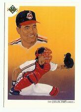 1991 Upper Deck Cleveland Indians 30 card Team Set plus hologram card