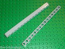 LEGO Technic 2 MdStone Beam 15 ref 32278 / sets 8258 8421 8295 10178 8053 6211..