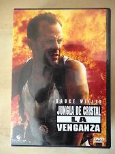 DVD Jungla de Cristal,La Venganza,Bruce Willis