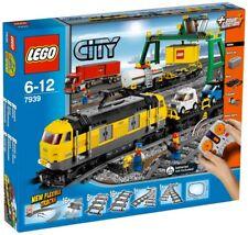 Lego LEGO 7939 City le train de marchandises