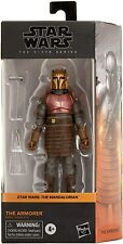 "NEW STAR WARS THE BLACK SERIES THE MANDALORIAN THE ARMORER 6"" FIGURE E9362"
