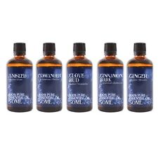 Gift Pack of 5 x 50ml Spice Essential Oils (SP50EOSPIC)