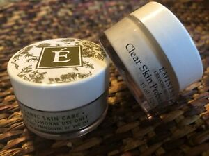 2 Eminence Organic Skin Care Clear Skin Probiotic Masque Travel Size Brand New
