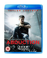 Abduction Blu-Ray (2012) Taylor Lautner, Singleton (DIR) cert 12 ***NEW***