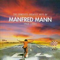 Manfred Mann - The Complete Greatest Hits of Manfred Mann 1963-2003 [CD]
