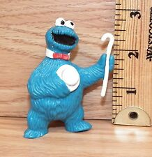 "Muppets Sesame Street Fun Day in the Park ""Cookie Monster"" Pvc Figure Only"