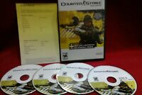 Counter Strike Source PC 3 CD-Rom Game Half Life 2 Deathmatch Day Of Defeat