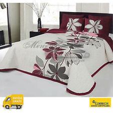 Colcha reversible LARIA 135 150 180 opción cojines Textil PORTUGUES alta calidad