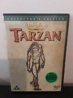 Tarzan (DVD, 2000) Cert U Glenn Close Big Value From A Small Business