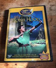 The Wonderful World Of Disney: The Story Of Robin Hood; DVD,2006