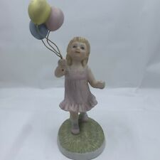 """1983 Frances Hook Roman Figurine """"Handful Of Happiness"""" Vintage A Childs World"""