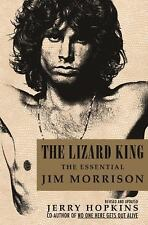 Excellent, The Lizard King: The Essential Jim Morrison, Hopkins, Jerry, Book