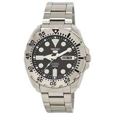 Seiko 5 Sports Automatic 24 Jewels Black Dial Men's Watch SRP599J1