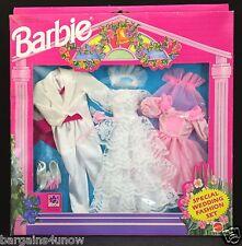 BARBIE SPECIAL WEDDING FASHION SET NRFB