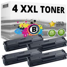 4x XXL TONER PATRONE für Samsung Xpress M2020 M2022W M2070 M2026W Kartusche SET