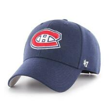 Montreal Canadiens '47 NHL MVP Structured Adjustable Navy Hat Cap Hockey OSFM