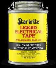 Starbrite líquido cinta eléctrica 4oz (118g) - Negro-Impermeable Sellador De Estaño