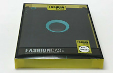 For Apple iPad 4 3 2 Shockproof Case (Stand Fits Otterbox Defender)Black&Cyan