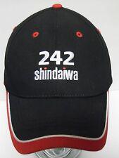 242 SHINDAIWA WEEDEATER HEDGE TRIMMER LAWN EQUIPMENT ADVERTISING ADJUSTABLE HAT