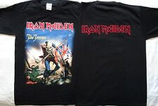 IRON MAIDEN The Trooper T-shirt Size S to XXL NEW OFFICIAL Powerslave Union Jack