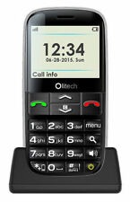Olitech Easy Mate+ 3G Seniors Mobile Phone - Black