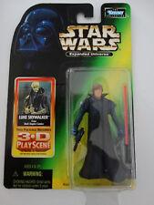 1998 Star Wars Expanded Universe Luke Skywalker 3D Playscene Action Figure