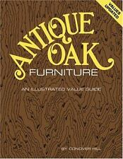 Antique Oak Furniture by Conover Hill from Schroeder Publishing