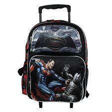 NEW DC Batman v Superman Movie Large 16 Back to School Black