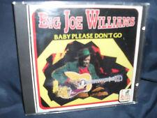 Big Joe williams – Baby please Don 't Go
