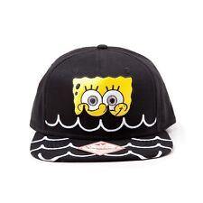Spongebob Squarepants Face Schwammkopf Gesicht Baseball Cap Kappe Mütze Snapback