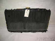 88-91 Honda Crx Civic OEM engine cooling radiator M/T Only