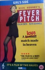 Fever Pitch VHS Video (1997)