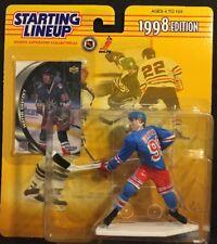 Wayne Gretzky New York Rangers Starting Lineup 4in. Figure New 1998