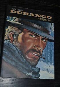 BD Durango intégrale tome 1 édiitions Soleil
