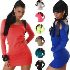 Damen-Pulloverkleider Normalgröße in Größe M
