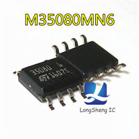 2 PCS M35080MN6 SOP-8 M35080 M35080-MN6 8 Kbit Serial SPI Bus EEPROM new