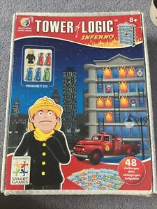 Tower Of Logic Inferno Smart Logic Game 8+ Complete