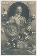 AK Zum 25jährigen Regierungs-Jubiläum S.M.Kaiser Wilhelm II. (4906)