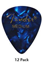 Chitarre e bassi blu marca Fender