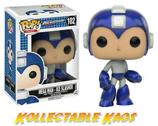 Mega Man - Ice Slasher Mega Man Pop! Vinyl Figure