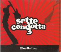 SETTE IN CONDOTTA 3 CD Audio Musicale