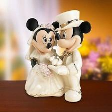 Lenox ~ Disney's Minnie'S Dream Wedding ~ Ring ~ Mickey Mouse Nib W Coa