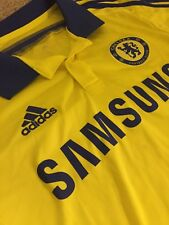 Adidas Chelsea Fc Away Soccer Jersey 2014-2015 Size M