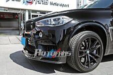 Carbon Fiber Front Lip Spoiler For BMW F86 X6M F85 X5M AF-0486