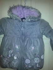 TU Casual Hooded Winter Girls' Coats, Jackets & Snowsuits (2-16 Years)