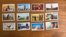 Imperial Tobacco cigar cigarette cards: Russ Abbot advertising cards full set