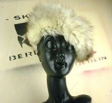 Fellmütze Fuchs Pelzmütze Mütze 70s TRUE VINTAGE 80s fur Hat меховая шапка fox