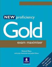 New Proficiency Gold Maximiser No Key-ExLibrary