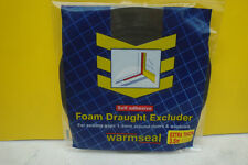 WARMSEAL EXTRA THICK SELF ADHESIVE FOAM WATERPROOF WEATHER & DRAUGHT SEAL G79401