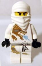 LEGO 2260 - NINJAGO - ZANE - DRAGON SUIT - MINI FIG / MINI FIGURE